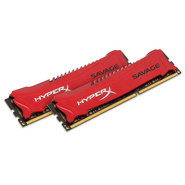 Kingston 8GB 1600MHz DDR3 Non-ECC CL9 DIMM (Kit of 2) XMP HyperX Savage (HX316C9SRK2/8)